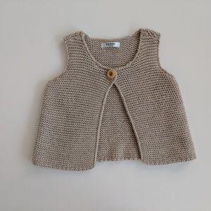 Baby Boden Vest Size 12-18 Months